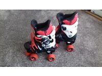 Boys Roller Skates