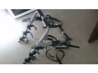 3 bike carrier strap on type