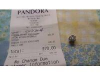 Pandora Home Sweet Home Charm (with receipt) Havant