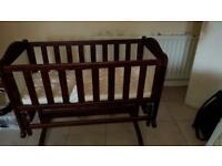 Brand new crib