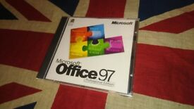 Genuine Microsoft Office 97 Professional Edition Upgrade CD