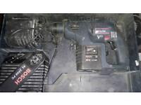 Bosch 24v cordless hammer drill