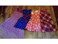 Girls age 7/8 19 items £5