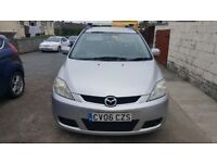 Mazda 5 people carrier