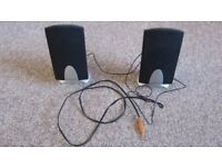 Stereo PC speakers