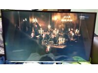 "SAMSUNG T32E310 32"" LED TV Full HD 1080p 300 cd/m² Freeview HD HDMI USB 2.0 (Barely used, AGA NEW)"
