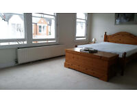 * * * Spacious Double Room with En-Suite avail. in a lovely home for a quiet prof. Female * * *