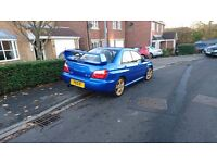 Subaru Impreza WRX 300 (LIMITED 1 OF 300)