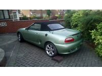 Minty colour mgf