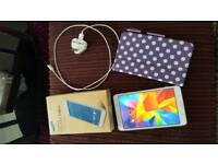 Samsung galaxy tab 4 and accessories