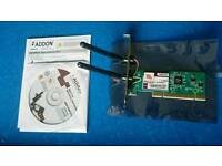 Addon PCI 300Mbps Wireless Card