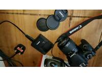 Cannon 1200d eos camera