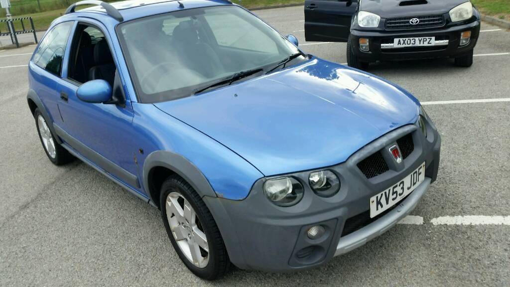 2003 Rover Streetwise 1 4 16v In Jarrow Tyne And Wear Gumtree