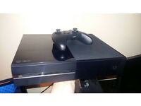 Xbox One 500Gb (No Box) with Battlefield 4 (Boxed)