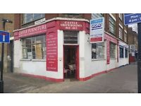 South Facing Retail / Commercial on busy Hackney rd