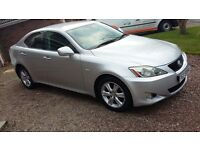Lexus IS 220d - great condition, 2 new tyres, 89,000 miles. £3,000 ono