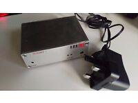 Barix Instreamer 100 Network Audio Encoder Broadcast Studio ip link