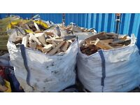 £20 CHEAPEST BAGS FIRE WOOD LOGS COAL SAME DAY DELIVERY FROM £10.00 LEEDS BRADFORD £20