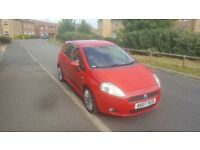 2007 fiat punto 1.9 multijet turbo diesel 6 speed sporting