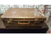 Small Vintage Suitcase