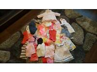 Girls bundle 0-3mnths to 6-9mnths