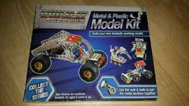 Model car build up set brandnew