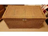Storage chest for linen, toys etc