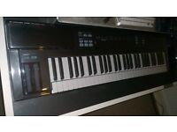 NATIVE INSTRUMENTS S61 KEYBOARD & NEW DECKSAVER
