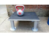 KETTLEBELL STORAGE WEIGHT STAND, COMMERCIAL GYM FITNESS EQUIPMENT, STORAGE RACK FREE DELIVERY