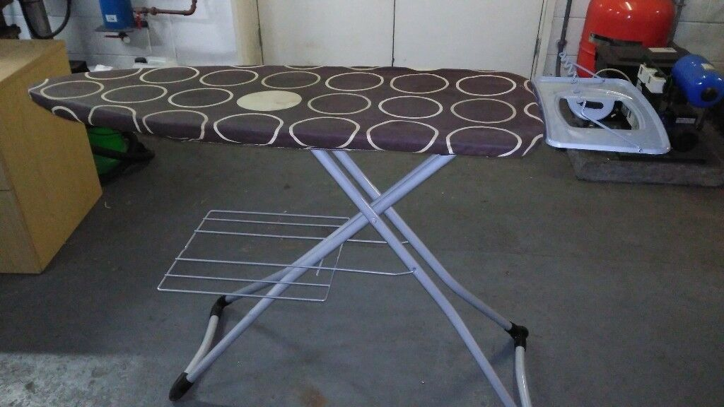 Minky ironing board (large)