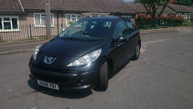 Peugeot 207 1.4 HDi S 3dr £1775,00 TAX £30,00 PER YEAR ONLY!!!!