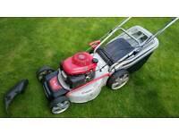 lawnmower Alko Honda