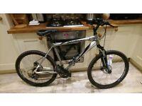 "Full Size Mens Bike - 24"" Ammaco Countach Mountain Bike"