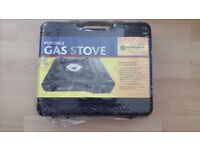 Portable Gas Stove ideal for camping or fishing
