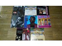 "8 x cameo vinyl collection LP/12"""