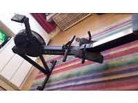 Concept2 Model D Indoor Rower with PM5 Monitor (Used 21 times) - Excellent Condition
