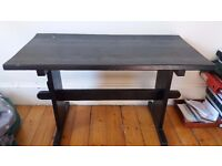 Shabby chic / vintage small dining table / side table