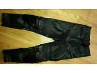 Belstaff leather pants
