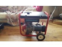 Generac MC2500 FF Honda Generator