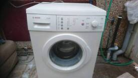 Bosch classixx washing machine