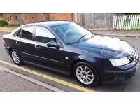 2004 Saab 9-3 1.9 TiD Linear Sport 4dr with 12m MOT & very economical
