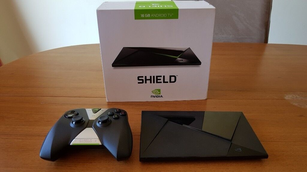 Nvidia Shield TV for sale | in Bangor, County Down | Gumtree