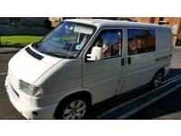 VW Transporter T4 campervan 2.5TDi