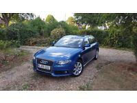 Audi A4 Avant 2.0 TDI Auto *facelift* S Line sideskirts