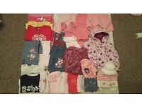 bundle baby girls clothes for sale 0-3 months