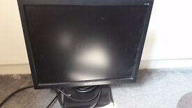 """Acer monitor, about 14"""""""
