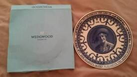 Royal collectors plate with box