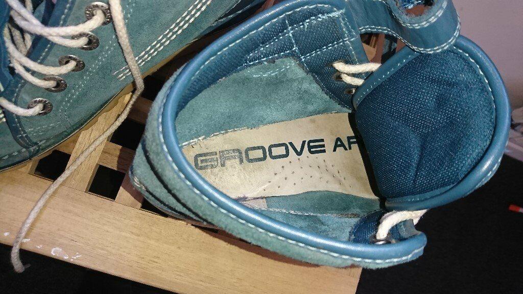 kicker shoesboots rare vintage. | in Amesbury, Wiltshire | Gumtree