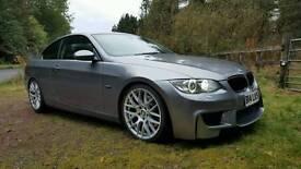 BMW e92 335i not m3 evo m4 e93