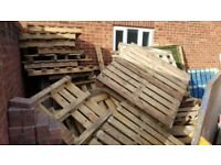 FREE Pallets Available in South Woodham Ferrers, Essex. COLLECTION ONLY